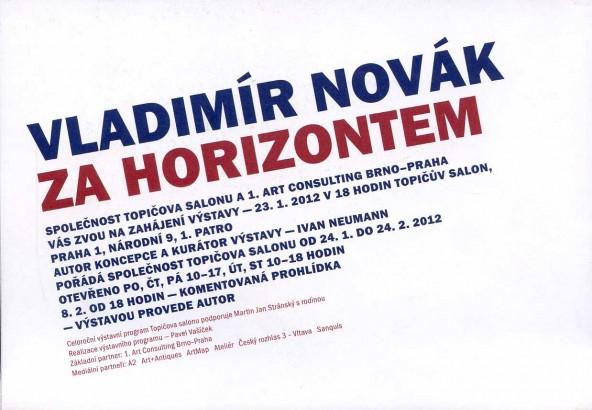 Vladimír Novák: Za horizontem