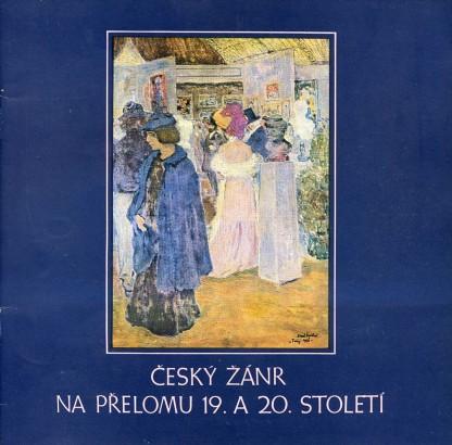 Český žánr na přelomu 19. a 20. století