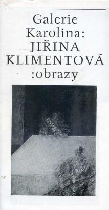 Jiřina Klimentová: Obrazy