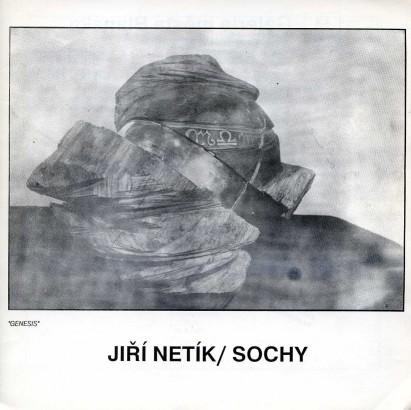 Jiří Netík: Sochy