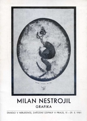 Milan Nestrojil: Grafika