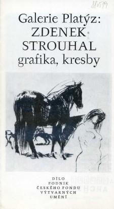 Zdenek Strouhal: Grafika, kresby