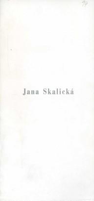 Jana Skalická