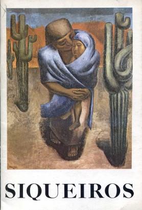 David Alfaro Siqueiros (1896-1974): Malby, kresba, grafika