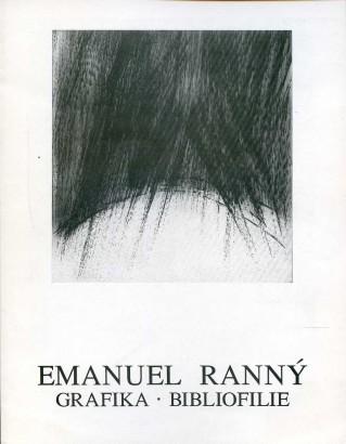 Emanuel Ranný: Grafika - bibliofilie