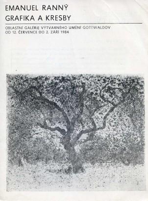 Emanuel Ranný: Grafika a kresby