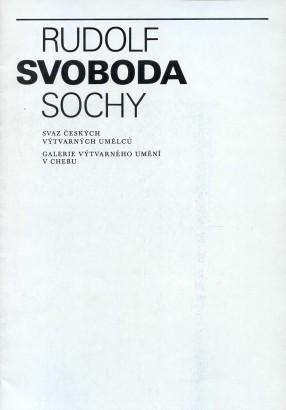 Stehlíková, Blanka - Rudolf Svoboda: Sochy