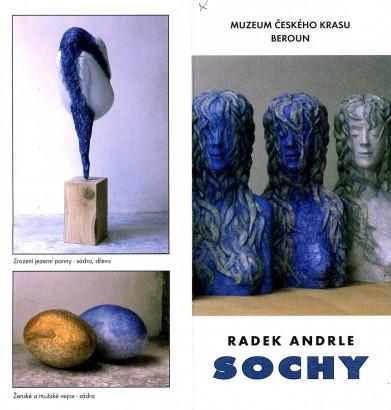 Radek Andrle: Sochy