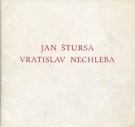 Jan Štursa, Vratislav Nechleba