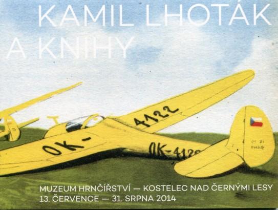 Kamil Lhoták a knihy