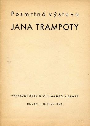 Posmrtná výstava Jana Trampoty