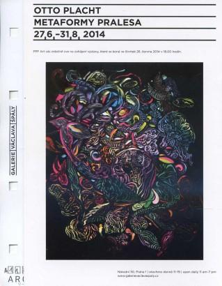 Otto Placht: Metamorfy pralesa