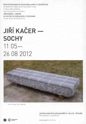 Jiří Kačer: Sochy