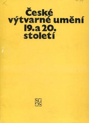 České výtvarné umění 19. a 20. století