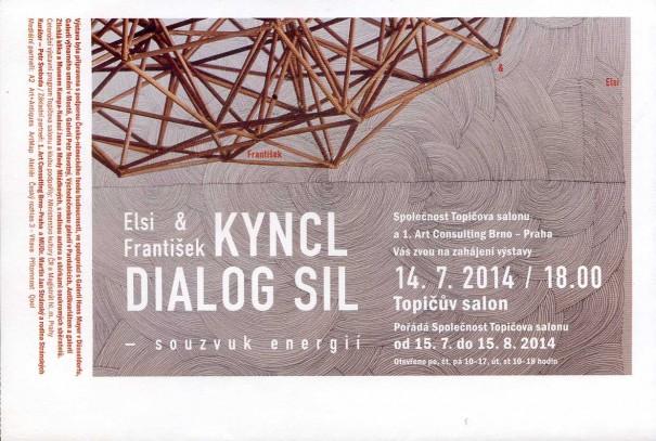 Elsi & František Kyncl: Dialog sil - souzvuk energií