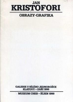 Jan Kristofori: Obrazy, grafika