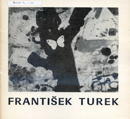 František Turek: Obrazy, kresby, ilustrace