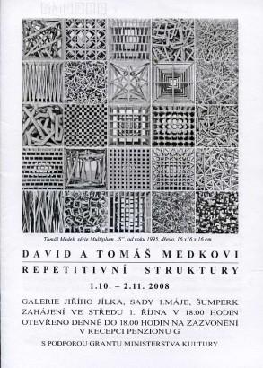 David a Tomáš Medkovi: Repetitivní struktury
