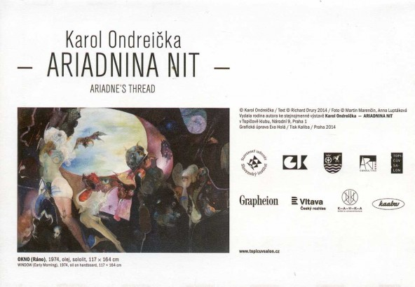 Karol Ondreička: Ariadnina nit / Ariadne's Thread