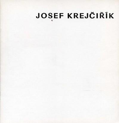 Josef Krejčiřík