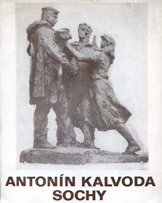 Antonín Kalvoda: Sochy