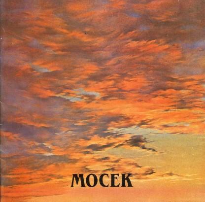 Jiří Mocek Prag: Gemalde, Zeichnungen