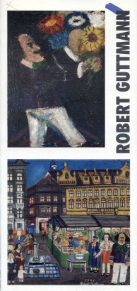 Robert Guttmann: Malíř a turista z Prahy