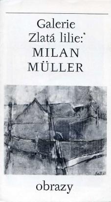 Milan Müller: Obrazy