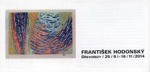František Hodonský: Dřevořezy