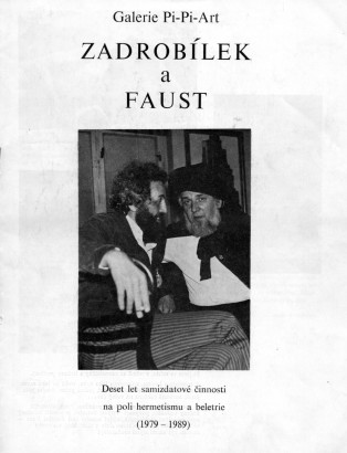 Zadrobílek a Faust