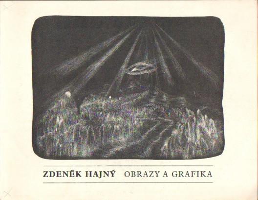 Zdeněk Hajný: Obrazy a grafika