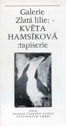Květa Hamsíková: Tapiserie