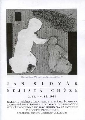 Jan Slovák: Nejistá chůze
