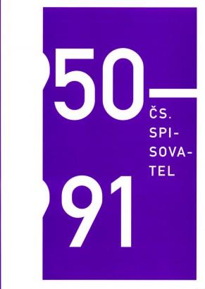 Klimešová, Marie - Československý spisovatel 1950-1991