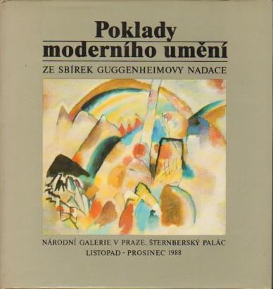Poklady moderního umění ze sbírek Guggenheimovy nadace
