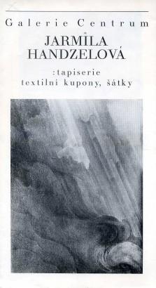 Jiřina Handzelová: Tapiserie, textilní kupony, šátky
