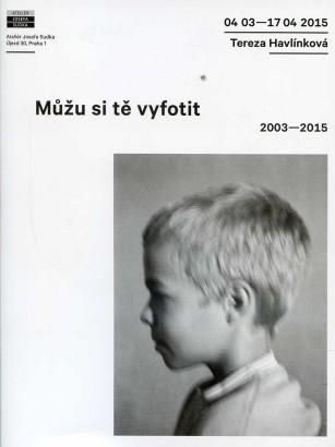 Tereza Havlínková: Můžu si tě vyfotit