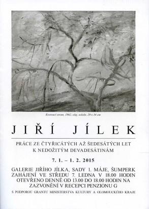 Jiří Jílek: Práce ze čtyřicátých až šedesátých let k nedožitým devadesátinám