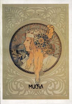 Alfons Mucha: Soubor užité grafiky