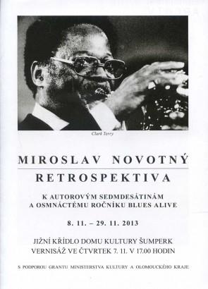 Miroslav Novotný: Retrospektiva