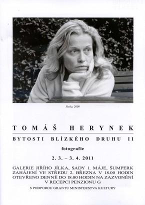 Tomáš Herynek: Bytosti blízkého druhu II