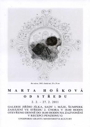 Marta Hošková: Od středu