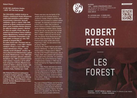Robert Piesen: Les / Forest