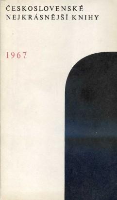 Československé nejkrásnější knihy 1967