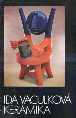 Ida Vaculková: Keramika