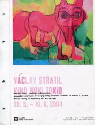 Václav Stratil: Kino Noki Tokio