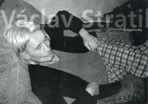 Václav Stratil: Autoportréty