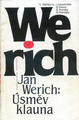 Werich, Jan - Úsměv klauna