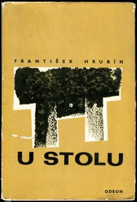 Hrubín, František - U stolu