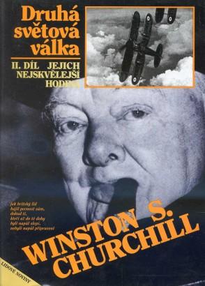 Churchill, Winston - Druhá světová válka